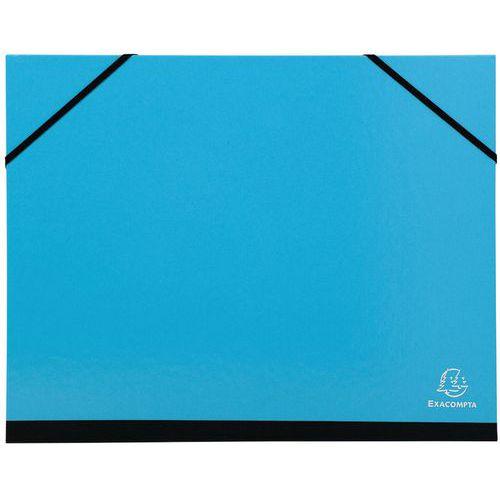 Carton à dessin à élastiques Iderama 28x38 cm pour format B4