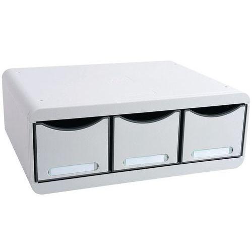 Caisson individuel 4 tiroirs 3 tiroirs TOOLBOX MAXI