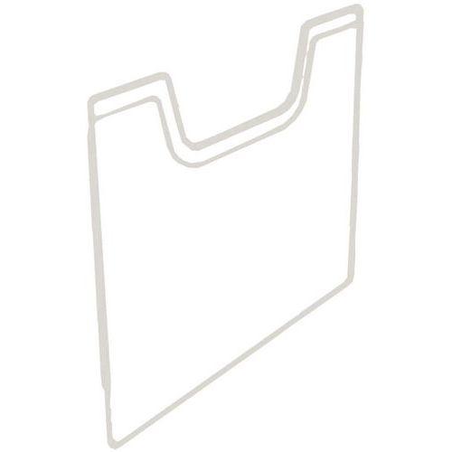 Plaque de recouvrement A4 horizontal
