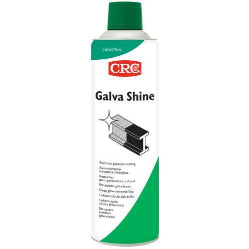 Retouche pour galvanisation à chaud - CRC