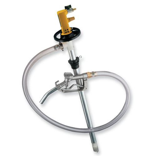 Kit de pompe huiles minérales avec moteur MD1