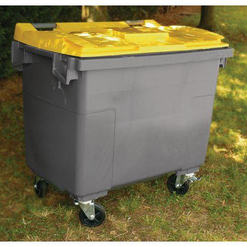 Conteneur mobile plastic omnium couvercle sp ciale for Plastic omnium auto exterieur services