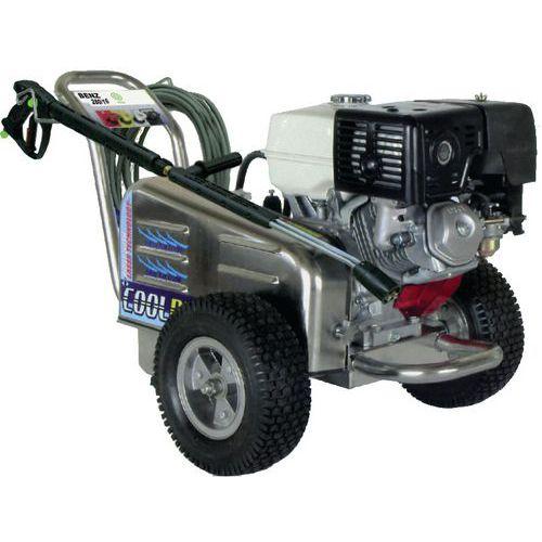 Nettoyeur haute pression eau froide autonome essence 280 bars 1000 l/h