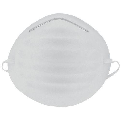 Demi-masque d'hygiène à usage unique