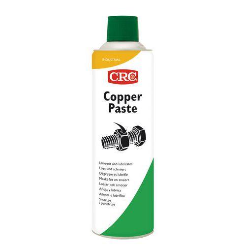 Pâte de montage antigrippante cuivre - Copper Paste - CRC