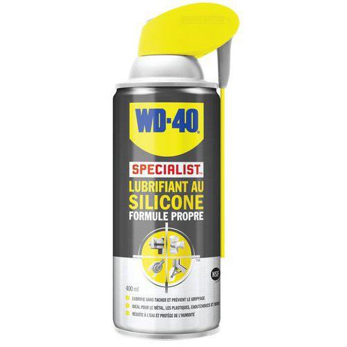 Lubrifiant au silicone Specialist - 400 mL - WD-40