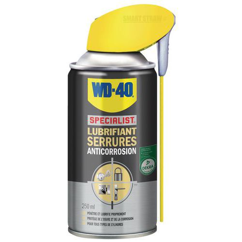 Lubrifiant serrures Specialist - 250 mL - WD-40