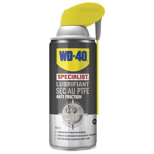 Lubrifiant sec Specialist au PTFE - 400mL - WD-40