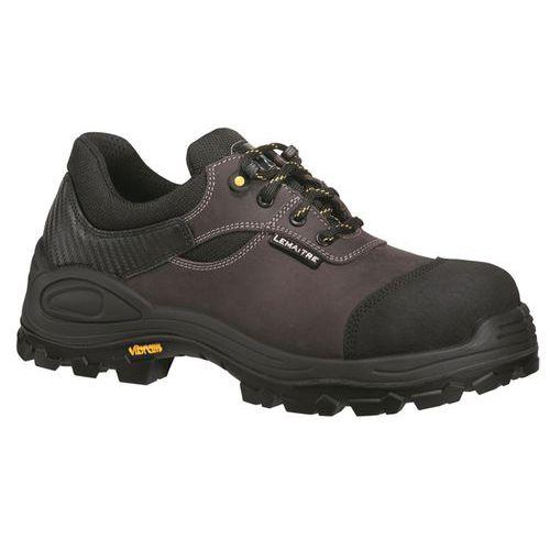 Chaussures de sécurité basses Lowwind S3 SRC Brun Foncé Vibram
