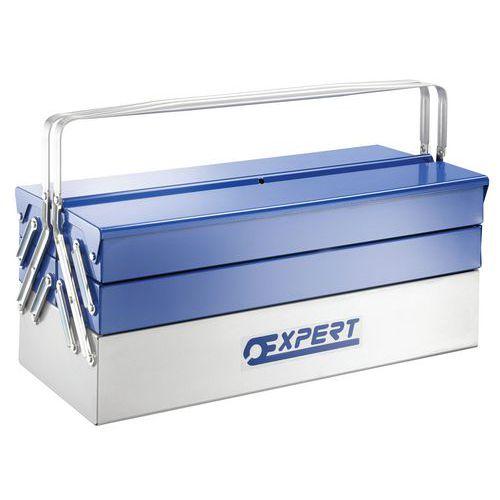 Boîte métallique 5 cases