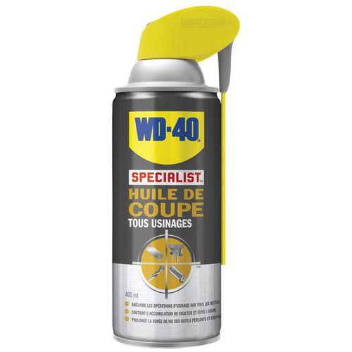 Huile de coupe Specialist - 400 mL - WD-40