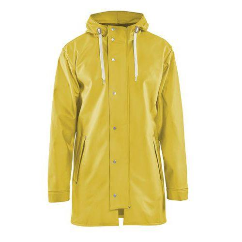 Manteau de pluie niveau 2 jaune
