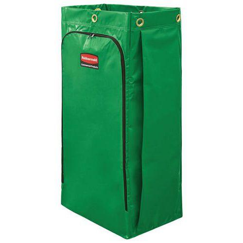 Lot de 4 sacs de recyclage pour chariot - Rubbermaid