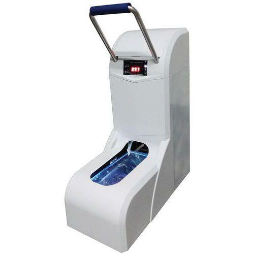 Distributeur automatique de surchaussures