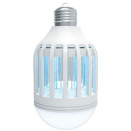 Ampoule LED Piège à Moustique E27/230v - Blanc Froid