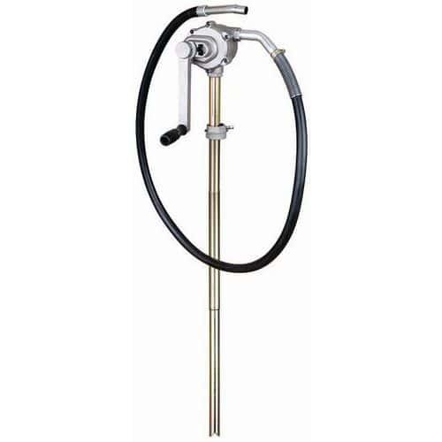 Pompe rotative pro à main 3:1 pour fût de 50 à 200L