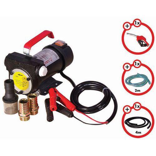 Pompe à gasoil 12V de puissance 150W avec pistolet automatique