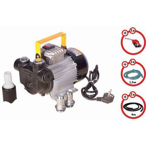 Pompe à gasoil 230V de puissance 550W avec pistolet automatique