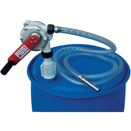 Pompe manuelle adblue® rotative avec tuyau