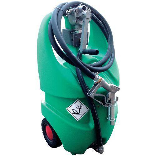 Récipient pour le transport de carburant, essence homologué, norme ADR