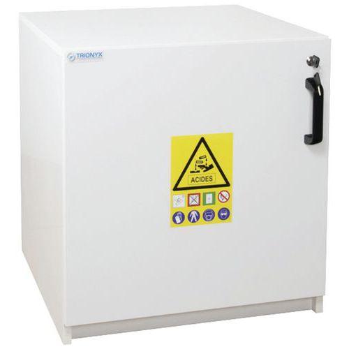 Armoire de sécurité anti-corrosion - PVC - Trionyx