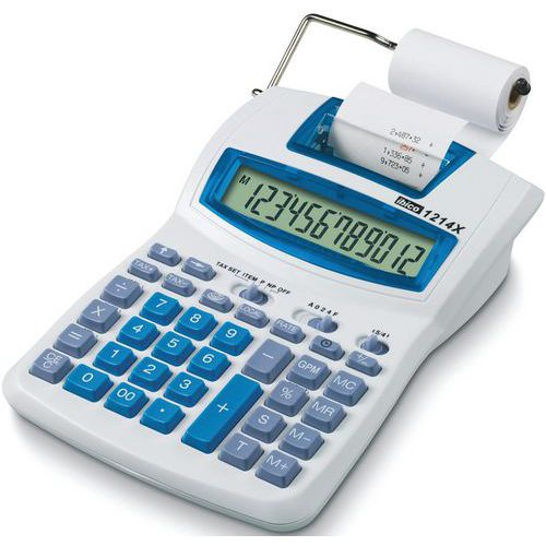Calculatrice imprimante semi-professionnelle Ibico 1214X