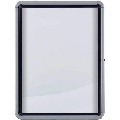 Vitrine d'extérieur Nobo à fond magnétique 9 x A4