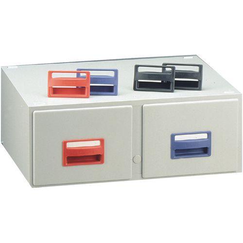 Fichiers à tiroirs Valrex grande capacité