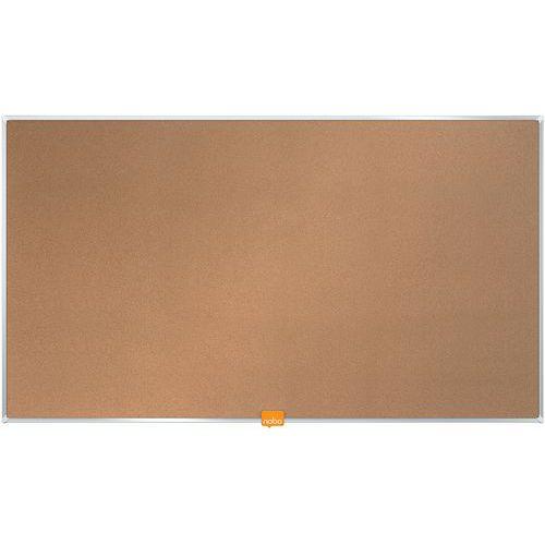 Tableau d'affichage en liège Nobo Widescreen 32