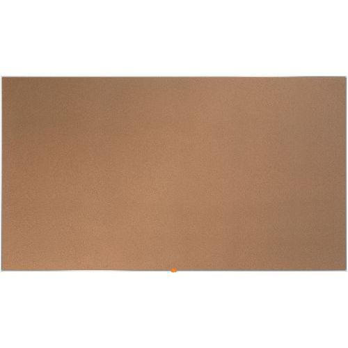 Tableau d'affichage en liège Nobo Widescreen 85