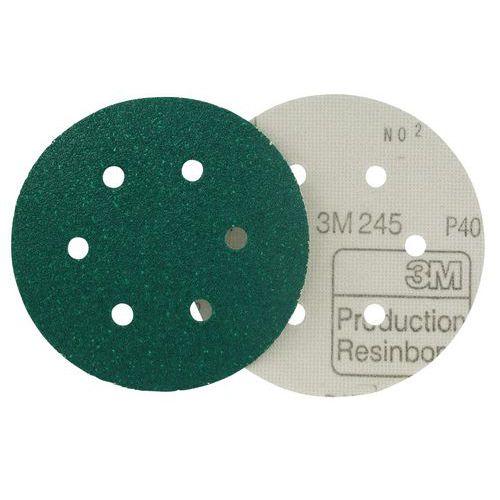 Disque abrasif support papier Hookit™ 245 - 3M™