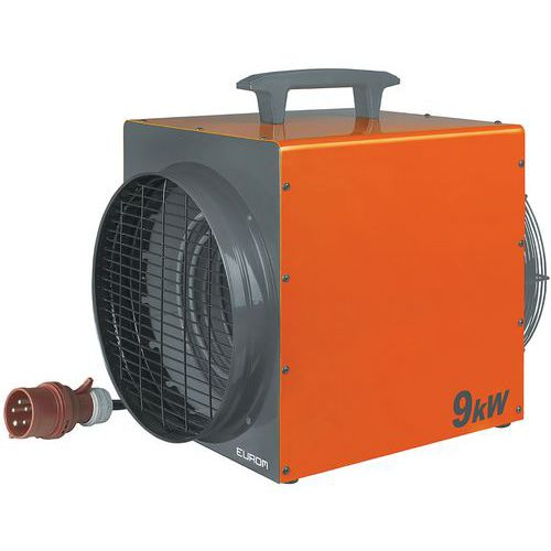 Chauffage air pulsé - Heat-Duct-Pro - Eurom