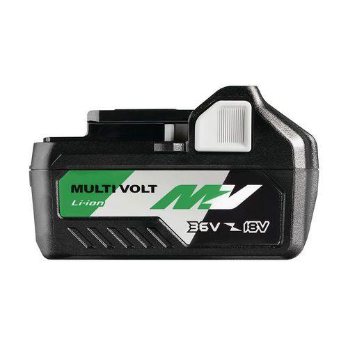 Batterie 36V Multi volt BSL36A18 - Hikoki