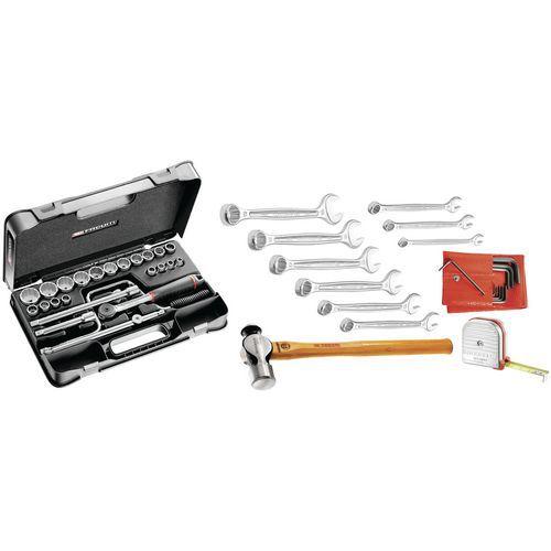 Sélection 46 outils en pouces