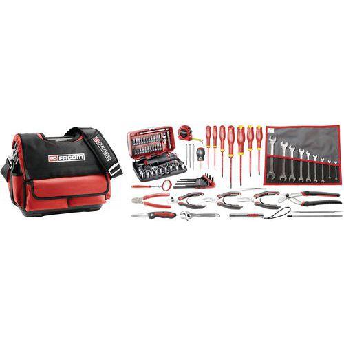 Sélection électromécanique 80 outils