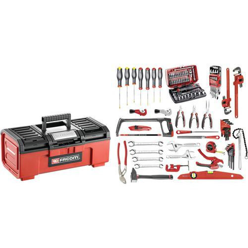 Sélection plombier 94 outils