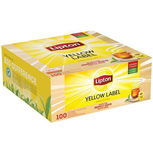 Thé Lipton - Yellow label