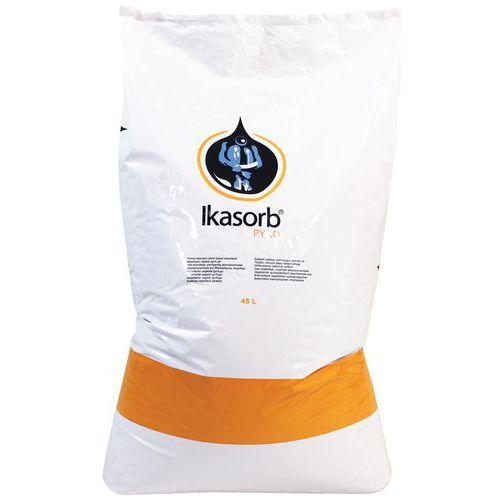 Granulés absorbant végétal PYRO - Ikasorb
