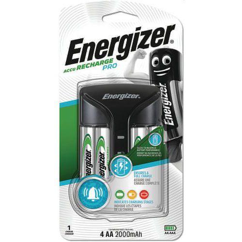 Chargeur de piles Pro - AA et AAA - Energizer