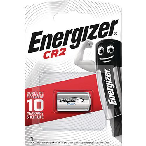 Pile Lithium appareil électroniques - CR2 - Energizer