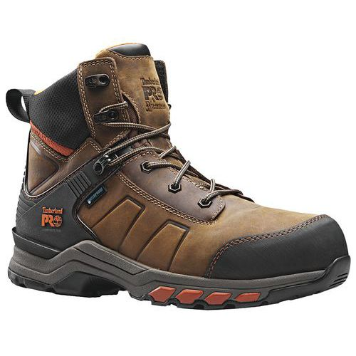 chaussures cuir timberland
