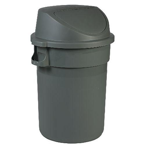 Poubelle push 60 L - Probbax