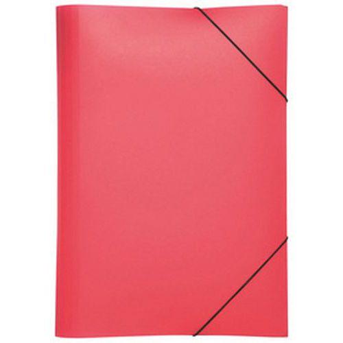 Chemise à élastiques 3 rabats Trend Colours, A4