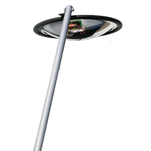 Miroir d'inspection sur roulettes - Kaptorama