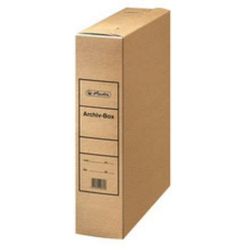 Boîte darchives, A4, carton solide