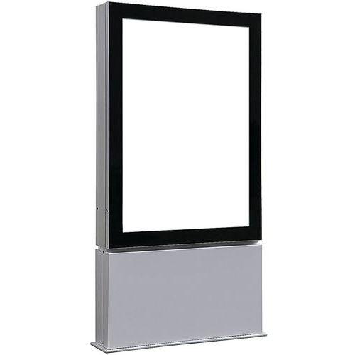 Vitrine d´affichage Premium LED pour l´extérieur