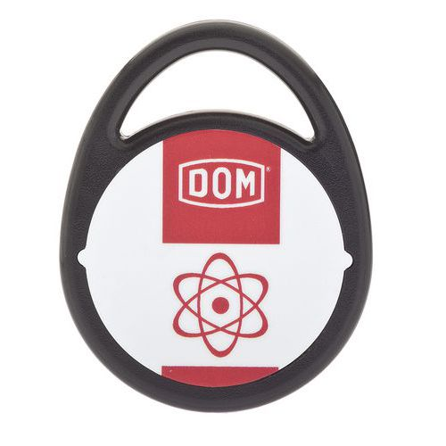 Badge pour béquille ENiQ Guard - Dom metalux