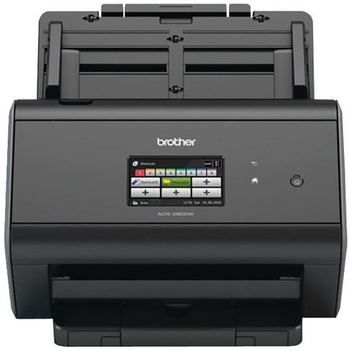 Scanner bureautique Wi-Fi Direct ADS-2800W - Brother