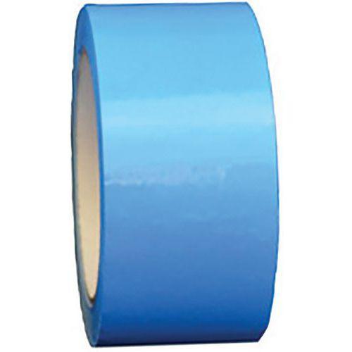 Adhésif PVC Bleu 50 mm X 66 m