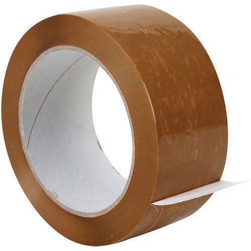 Adhésif PVC Havane 38 mm X 66 m